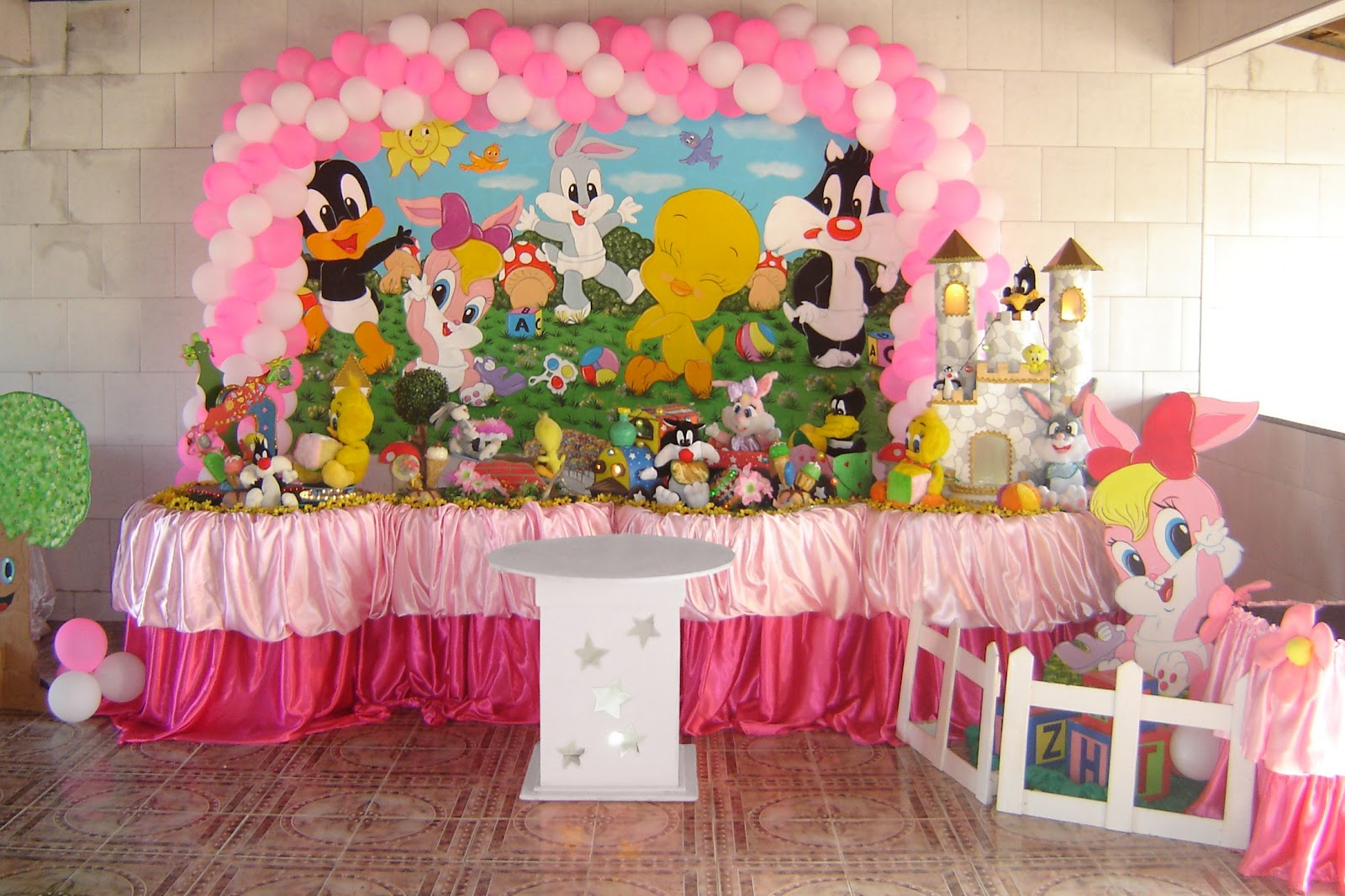 15 janeiro 2014 for Baby looney tune decoration